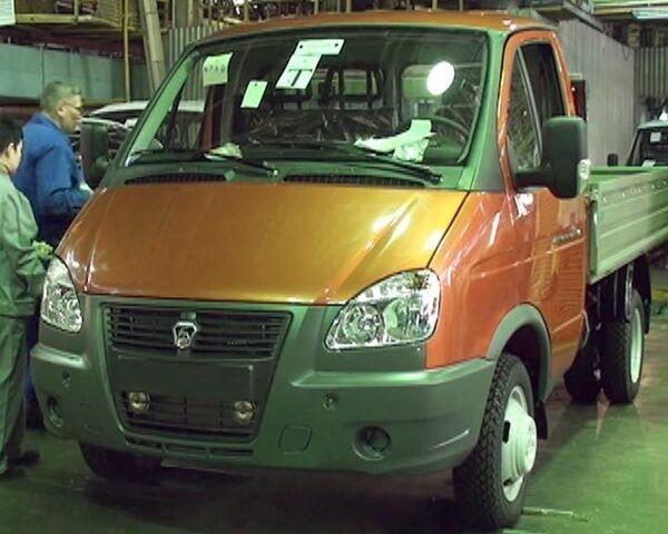 Продажи Группы ГАЗ могут вырасти на 25% по итогам года