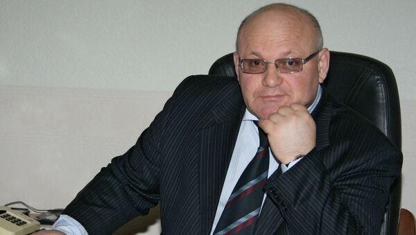 Мэр Биробиджана Александр Винников, избранный губернатором Еврейской автономной области