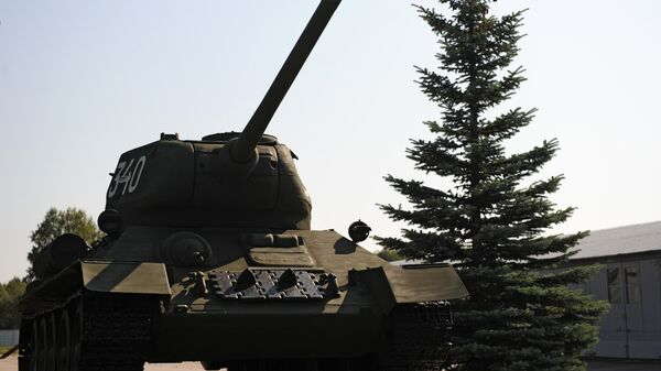 Старик еще крепок. Где до сих пор воюют легендарные Т-34