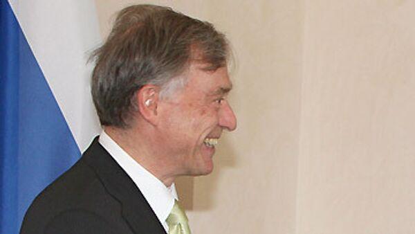 Президент Германии Хорст Келер