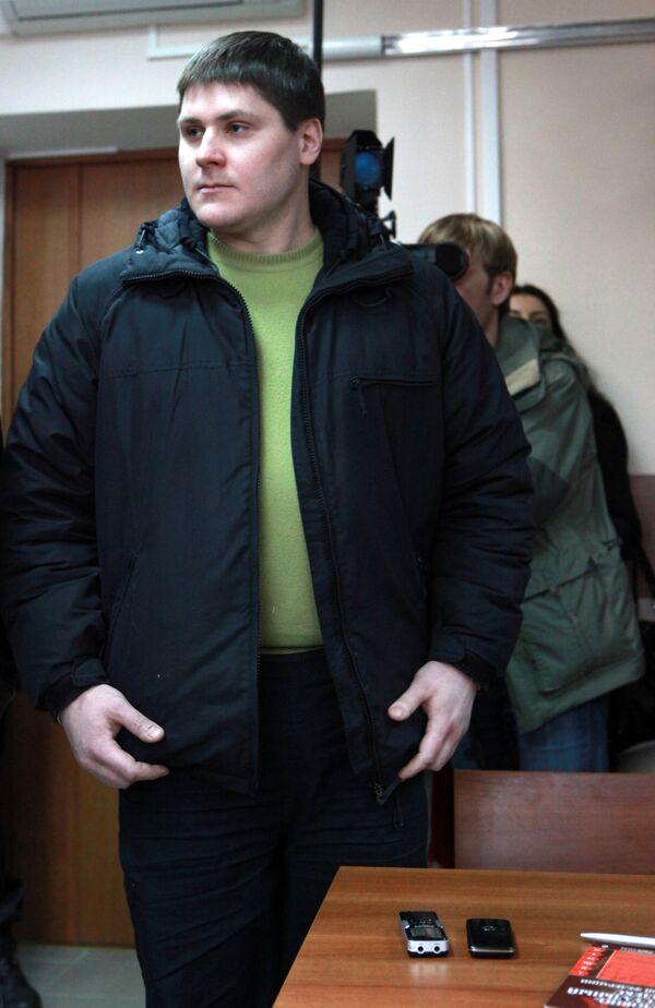 Бывший сотрудник милиции Роман Жиров, сбивший на автомобиле насмерть беременную женщину