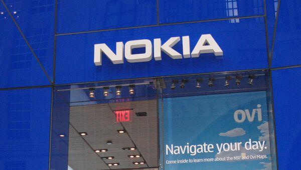 Магазин Nokia. Архивное фото