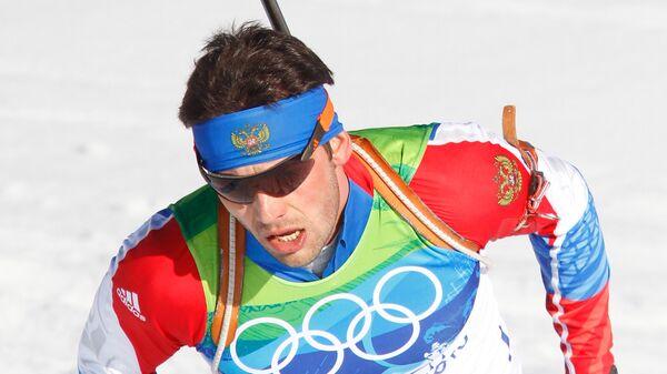 Олимпиада - 2010. Биатлон. Мужчины. Индивидуальная гонка