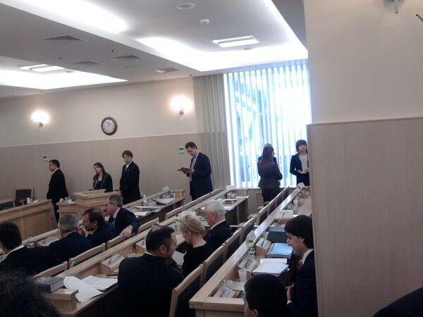 Суд рассматривает иск Тимошенко