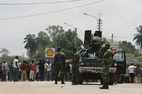 Беспорядки в Кот-д'Ивуаре