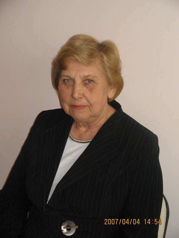 Сидельникова Вера Михайловна