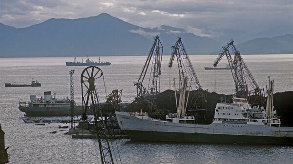 Петропавловск-Камчатский морской торговый порт