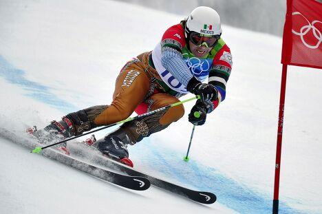 Олимпиада - 2010. Горные лыжи. Мужчины. Гигантский слалом