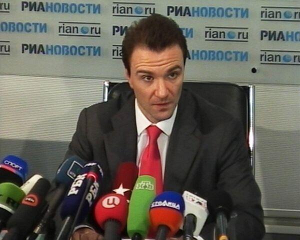 Антон Сихарулидзе рассказал о причинах поражения в Ванкувере
