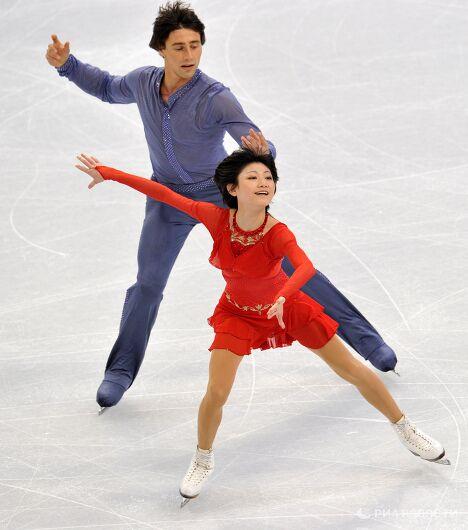 Олимпиада - 2010. Фигурное катание. Пары. Произвольная программа