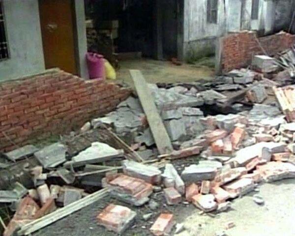 Тайвань тряхнуло. Последствия сильного землетрясения