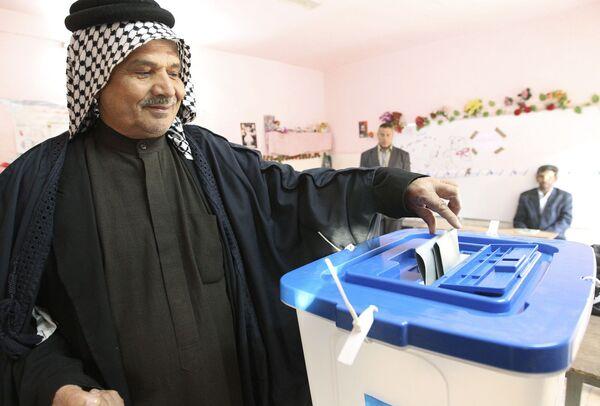 Парламентские выборы в Ираке