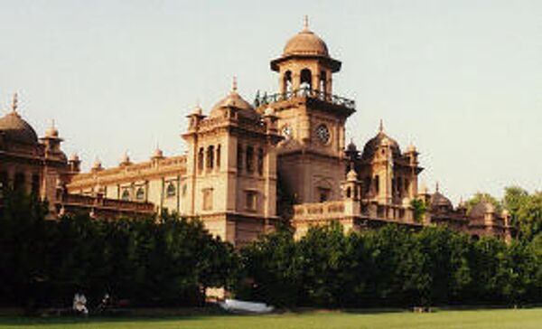 Пешавар. Пакистан. Архив