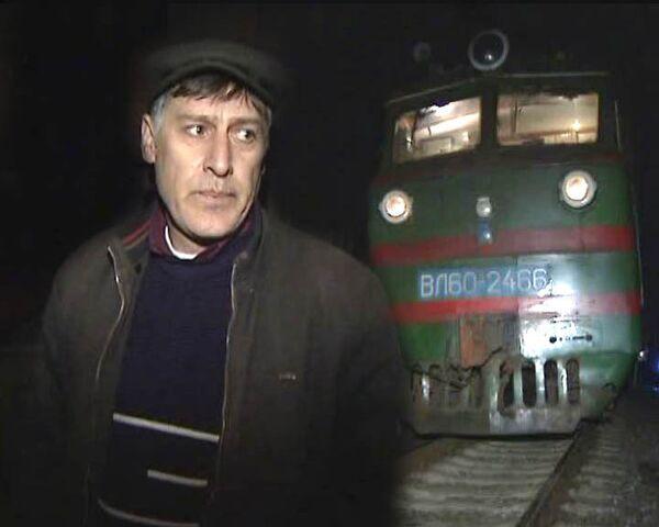 Машинист подорванного в Дагестане поезда рассказал о происшествии