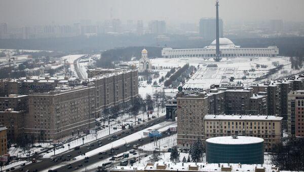 Кутузовский проспект. Архив