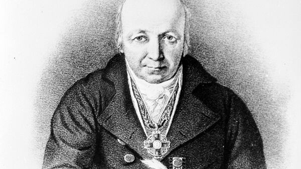 Русский губернатор Аляски А.А.Баранов