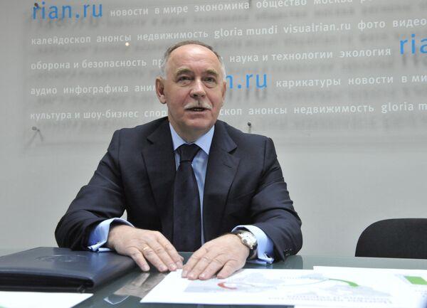 Пресс-конференция директора ФСКН РФ Виктора Иванова