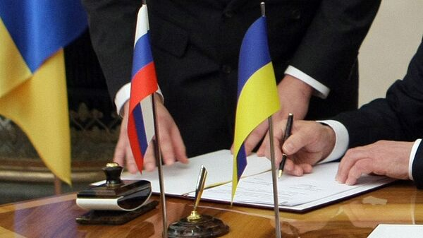 Российско-Украинские переговоры
