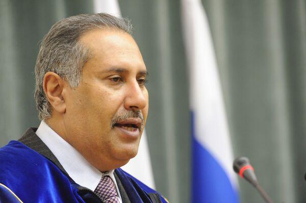 Лекция премьер-министра Катара Хамада бен Джасема в МГИМО
