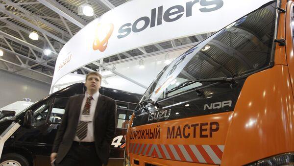 Соллерс планирует в 2010 г выйти на положительную операционную прибыль