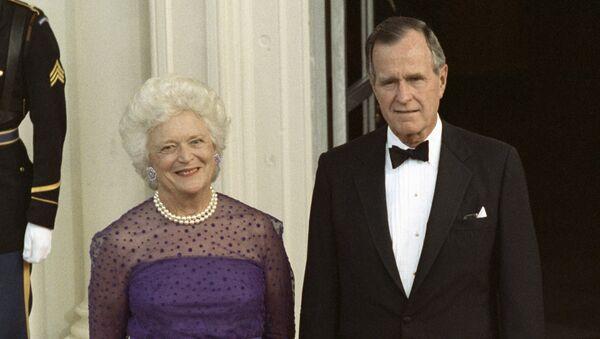 Барбара Буш. Архив