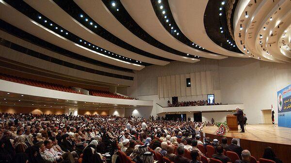 Иракский парламент. Архивное фото.