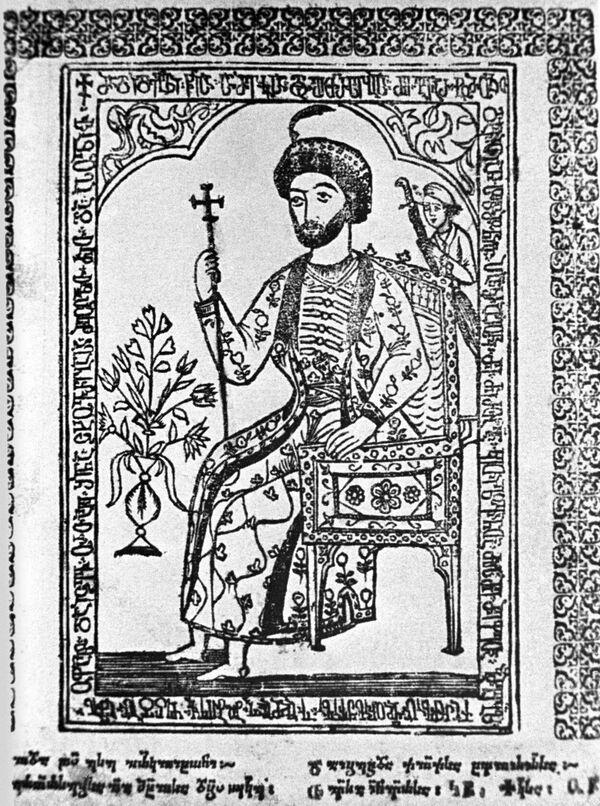 Царь Ираклий II (1720-1798)