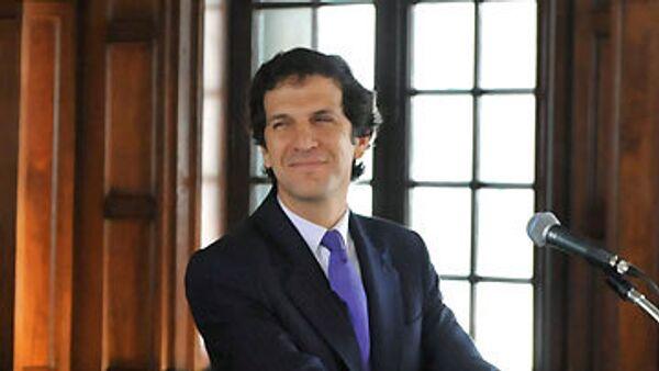 Министр иностранных дел Колумбии Хайме Бермудес