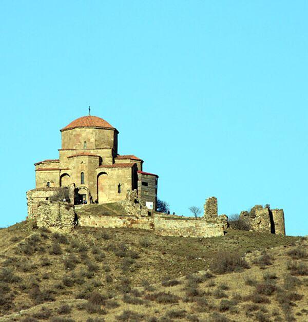 Грузинский монастырь Джвари