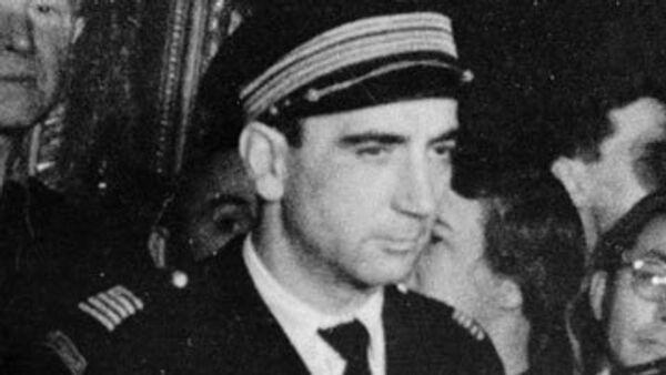 Герой Советского Союза старший лейтенант Марсель Альберт
