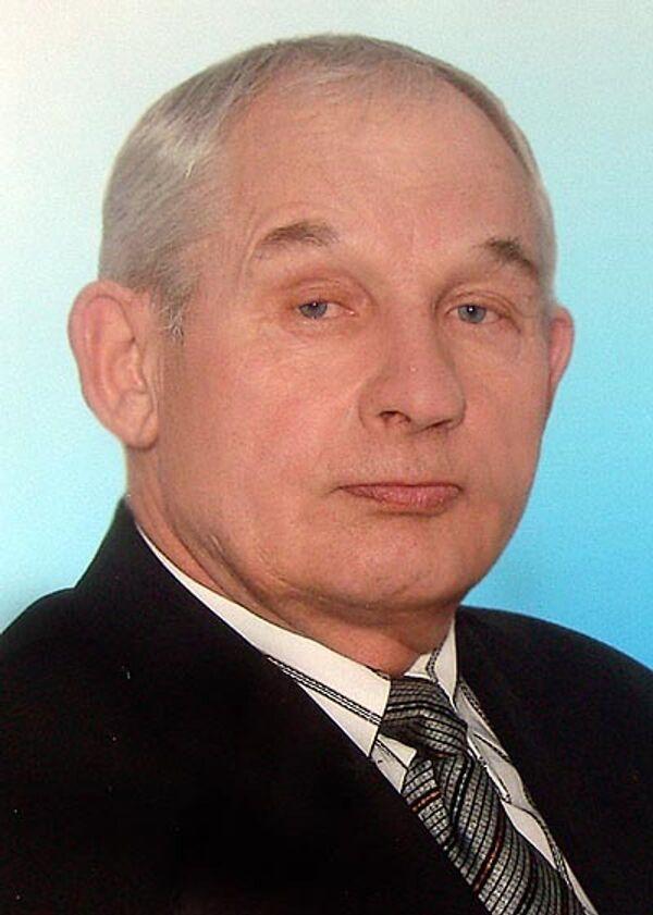 Геннадий Данилов, директор природного заказника федерального значения Земля Франца-Иосифа
