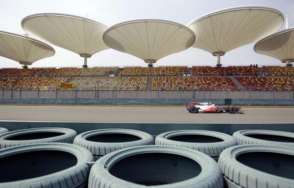 Гран-при Китая-2010