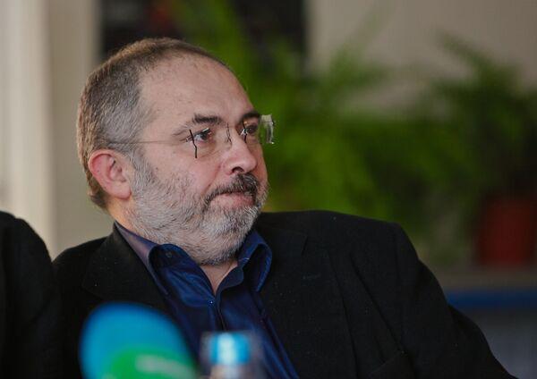 Член Общественной палаты РФ Марат Гельман. Архив