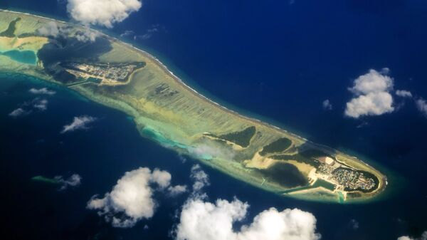 Мальдивские острова. Архивное фото
