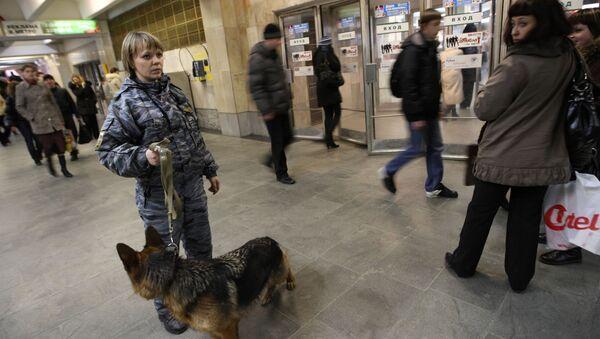 Меры безопасности в метрополитене Екатеринбурга