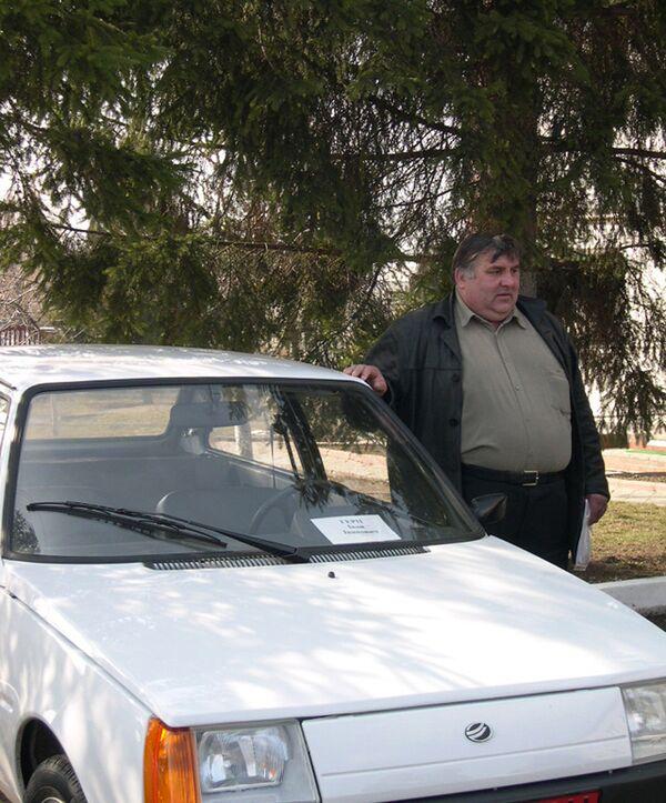 Пожарный Иван Герц единственный из 200 закарпатцев-инвалидов Чернобыля перенес острую лучевую болезнь.