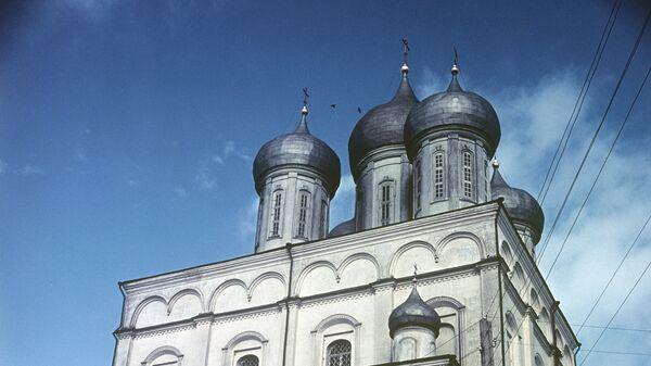 Собор святой Троицы в Псковском кремле