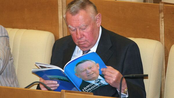 Николай Ольшанский. Архив