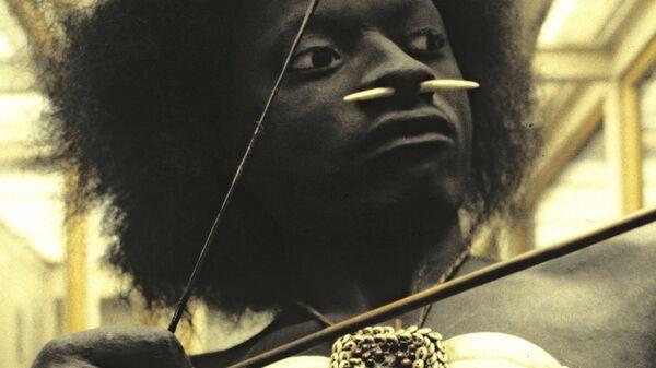 Традиционные украшения папуасов Новой Гвинеи