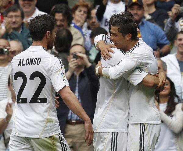 Игроки Реала