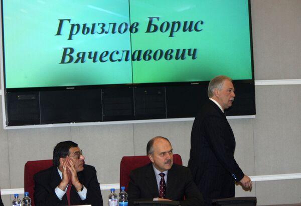 Борис Эбзеев. Архив