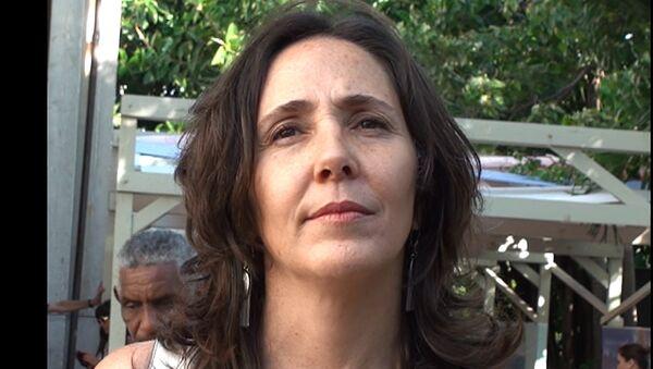 Мариэла Кастро. Архивное фото