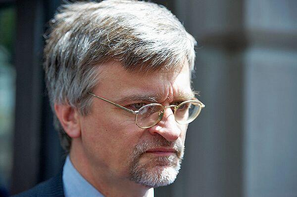 Спецпредставитель ЕС по Южному Кавказу Питер Семнеби