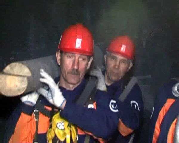 Горноспасатели рассказали, как готовятся к ликвидации аварий в шахтах