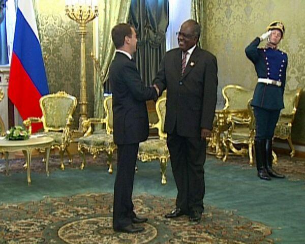 Россия и Намибия начнут совместную добычу урана