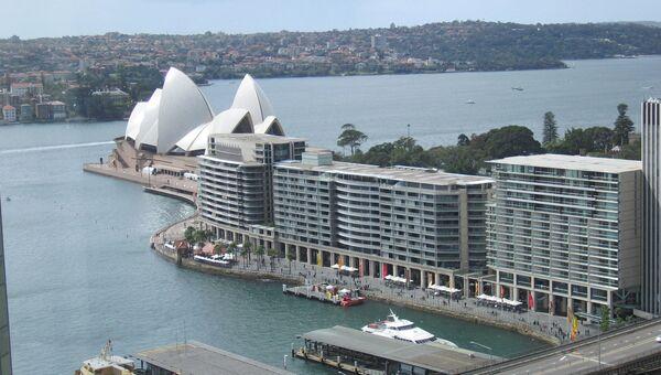 Виды Сиднея, архивное фото
