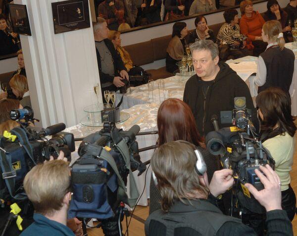 Вручение премии Союза театральных деятелей РФ Гвоздь сезона