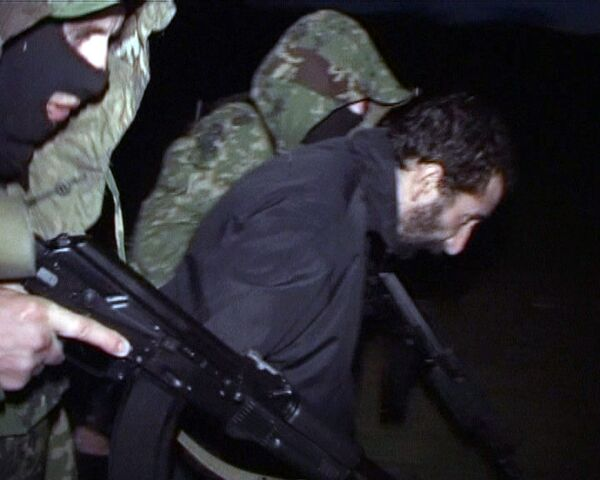 Главарь бандподполья на Северном Кавказе Али Тазиев