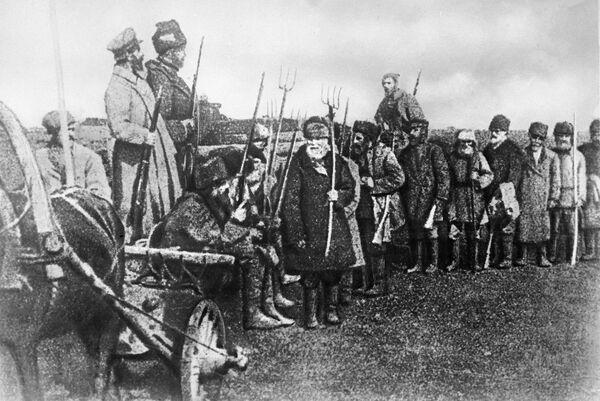 Тамбовское восстание - одно из крупнейших вооруженных выступлений крестьянства против большевистской диктатуры на завершающем этапе Гражданской войны