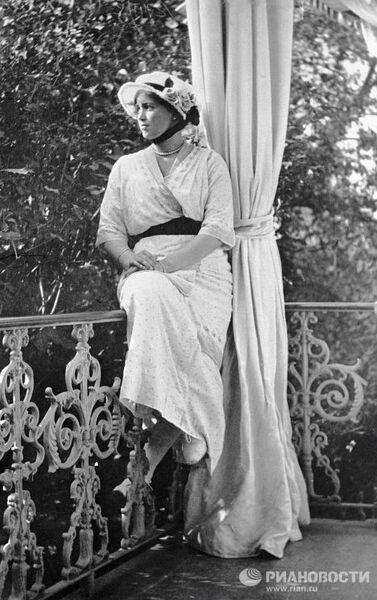 Дочь императора Николая II Мария